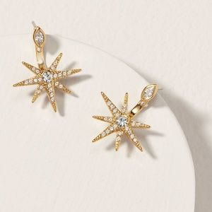 Star Struck Ear Jackets by Stella & Dot